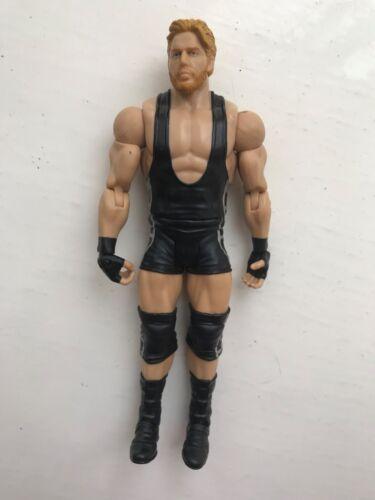 RARE WWE Jack Swagger MATTEL Basic Serie 36 WRESTLING FIGURE