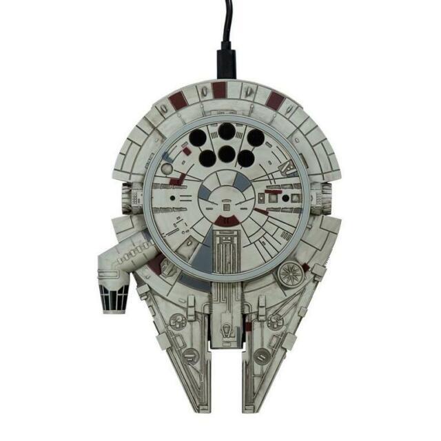 Disney Star Wars Millennium Falcon Wireless Charge Pad For Apple & Samsung