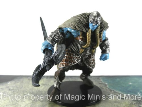 Dungeons Deep ~ FROST GIANT #30 Pathfinder Battles large miniature