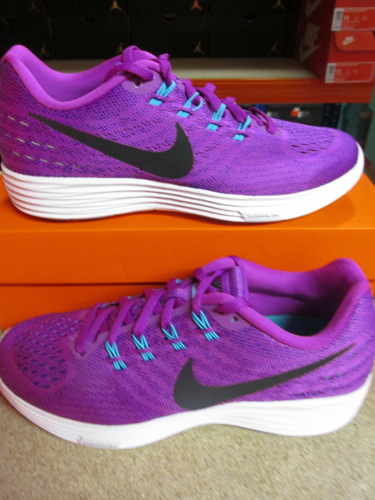 Nike Womens Lunartempo 2 Running Trainers 818098 504 Sneakers Shoes
