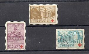 Finlandia-Cruz-Roja-Serie-del-ano-1932-CK-543