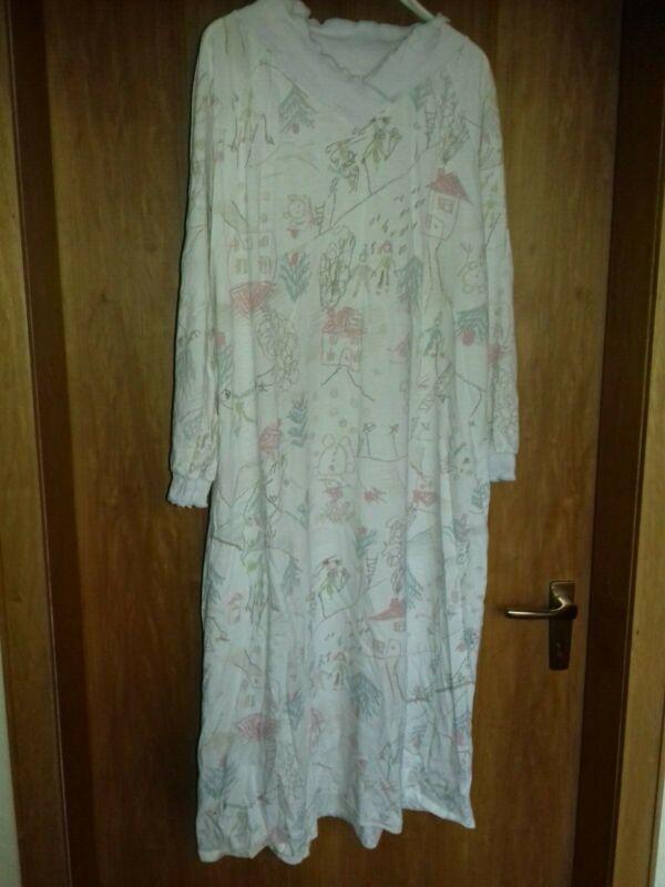 Humorvoll Gut Erhaltenes Damen-nachthemd, Gr. M, Gr. 38 / 40 / 42