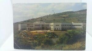 Haifa-Aeronautical-Engineering-Building-Technion-Institute-Technology-Postcard