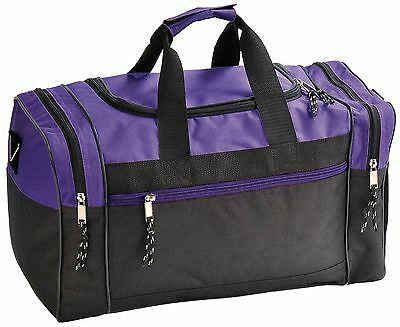 Men/Women Duffle Bag Duffel Travel Size Sports Gym Bags Workout Carry-On 17""