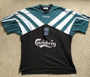 Liverpool fc training top from 90s.Size L in good condition