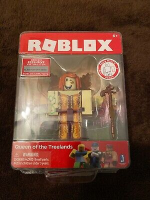 Virtual Roblox Code Roblox Powering Imagination Queen Of The Treelands W Virtual Code Rare Ebay