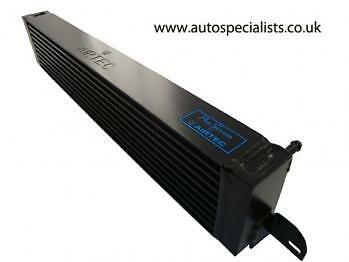 Airtec Ford Sierra RS Cosworth 50mm Core Car Alloy Turbo Cooler BLACK