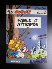 Wofi Fables et Attrapes EO 1981 Blesteau