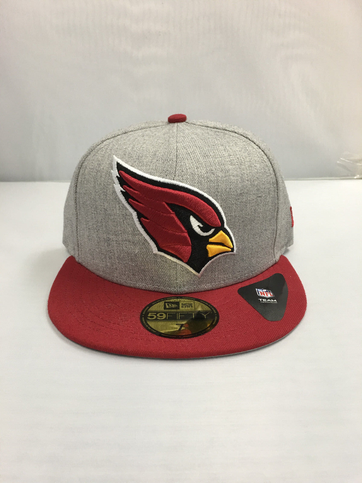 sports shoes 51d62 9ee96 wholesale new era nfl arizona fitted cardinals heather grand 59fifty fitted  arizona cap 981d63 0ae92 300a9
