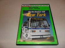 PC  City Bus Simulator 2010: New York [Green Pepper]