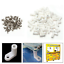 50pcs-arcade-L-Type-PCB-Mounting-Feet-with-Screw-for-JAMMA-MAME-Game-PCB-Board thumbnail 1