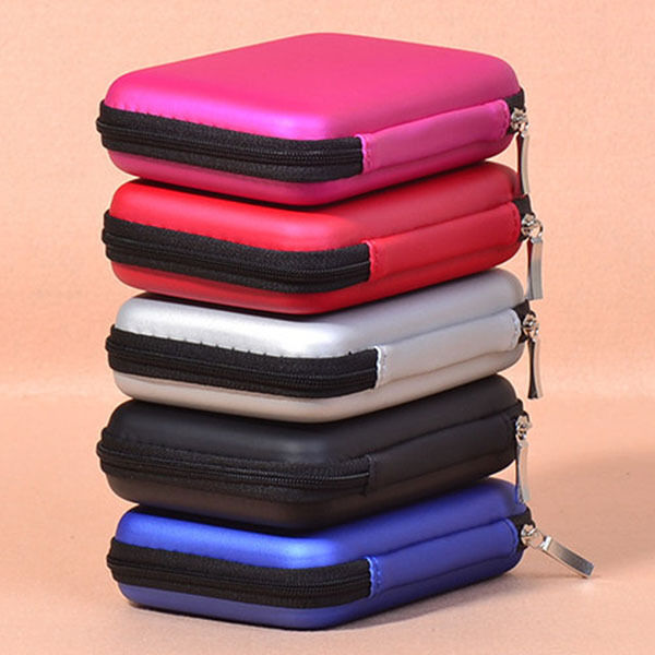 "Portable 2.5""Cover External HDD Hard Disk Drive Protect Holder Carry Case Pouch"