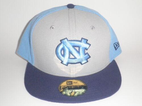 NCAA Cap $32 New Era 59Fifty North Carolina Tar Heels SPINOFF Hat Grey 7 1//2