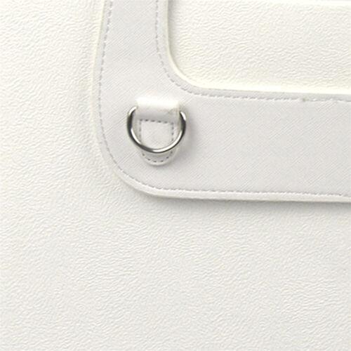 Manico oblungo in ecopelle obag con fibbia in metallo D per O bag mini