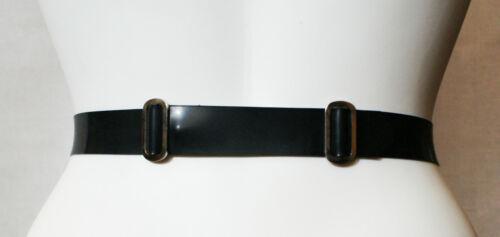 post-fetish latex gummi v1 Heavy Rubber Shaped O Ring Belt Handmade in UK