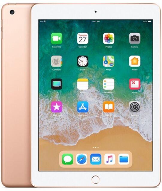 Apple iPad 2018 MRJP2 Wi-Fi 128GB - Dorado