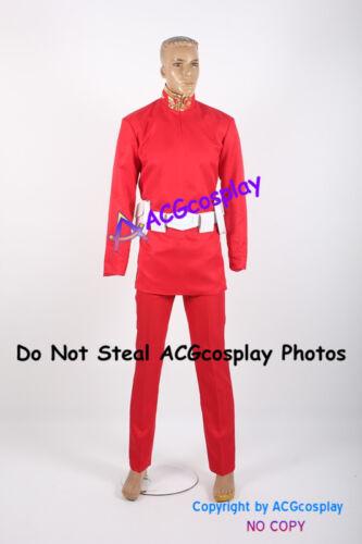 Gundam Mobile Suit Gundam Char Aznable Cosplay Costume include belt buckle prop