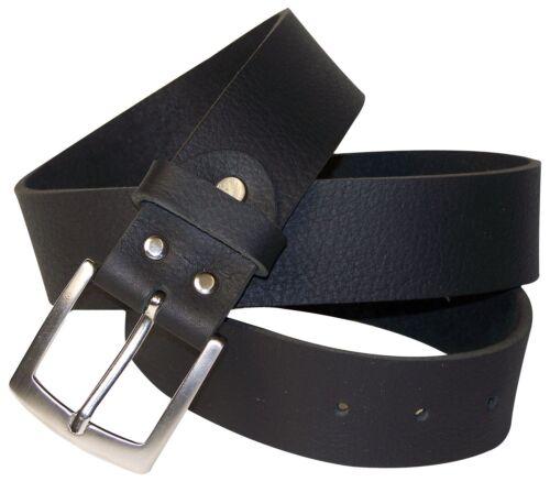 "cut to length FRONHOFER Premium men/'s belt 100/% real buffalo leather 1.5/""//4cm"