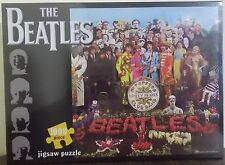 The Beatles ~ Sgt Pepper's Lonely Hearts Club Band ~ 1000 Piece Jigsaw Puzzle