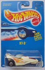 1992 Hot Wheels XT-3 Col. #230 (Basic Hub Wheels Version)