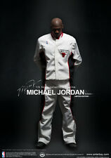 MICHAEL JORDAN Chicago BULLS 45 Jersey 1/6 TOY FIGURE Enterbay LTD EDITION 3000