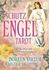 Schutzengel-Tarot von Doreen Virtue und Radleigh Valentine (2014, Gebundene Ausgabe)
