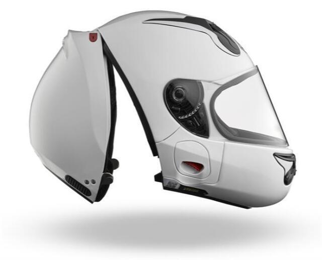 Vozz RS 1.0 Motorcycle Helmet White