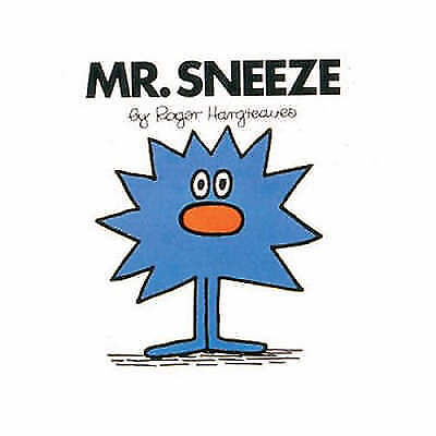 """""""AS NEW"""" Hargreaves, Roger, Mr. Sneeze (Mr. Men Library), Book"""
