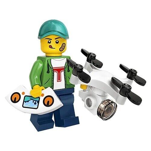 Lego Series 20 Drone Boy Minifigure #16 71027