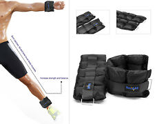 Yes4All Wrist Ankle Weights Leg Weight Sport 3lbs Pair (6lbs Total) - ²SZ1CF