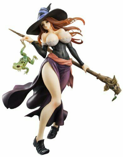 Megahouse Dragon's Crown  Sorceress Excellent Model PVC Figure