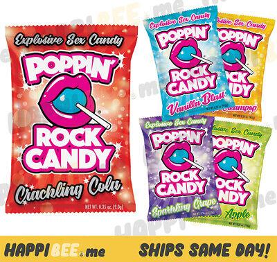 Sex rocks candy
