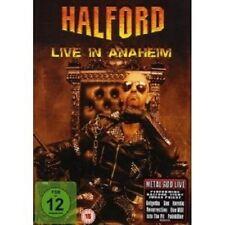 """HALFORD """"LIVE IN ANAHEIM"""" DVD ROCK NEU"""