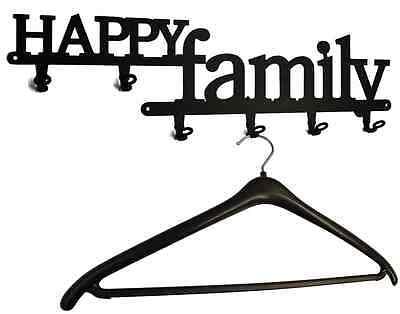 Guardaroba Parete Guardaroba/* Happy Family * - Attaccapanni-corridoio Guardaroba-n - Flurgarderobe It-it Mostra Il Titolo Originale