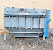 Mo 2599 Wheelabrator 46 Mpf Dust Collector 9600 Cfm 24 Filter Element
