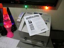 Working Brother Intellifax 4100e Professional Laser Fax Printer Amp Copier Machine
