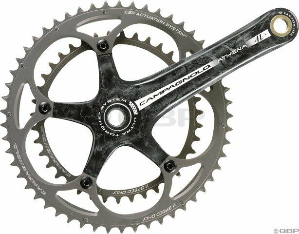 Campagnolo Athena Carbon Ultra-Torque 11 Speed Double Standard 39 53 - 175mm