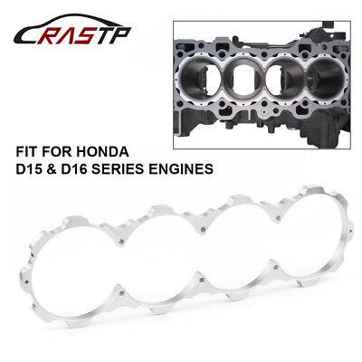 Metal Engine Block Guard Blockguard for Honda D D15 /& D16 Series Engines Engine Block Guard