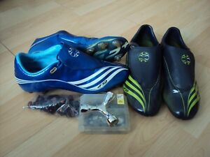premium selection 99199 7dfb6 Image is loading ADIDAS-F50-7-TUNIT-2-PAIR-KIT-FG-