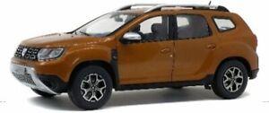 SOLIDO-1804601-or-1804602-DACIA-DUSTER-Mk2-model-cars-white-or-orange-2018-1-18