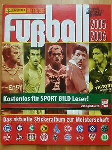 PANINI-stickers-images-Championnat-de-foot-de-championnat-2005-2006