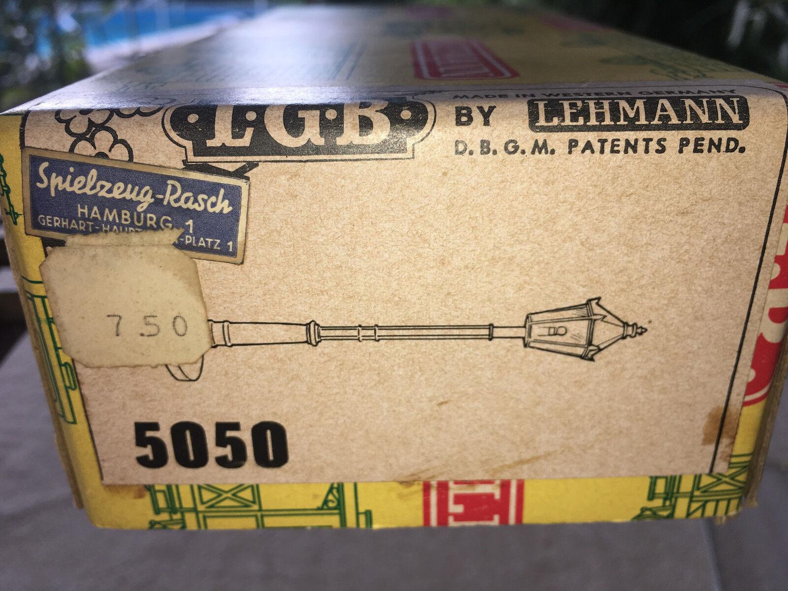 LGB 50500 Straßenlaterne: : Spielzeug