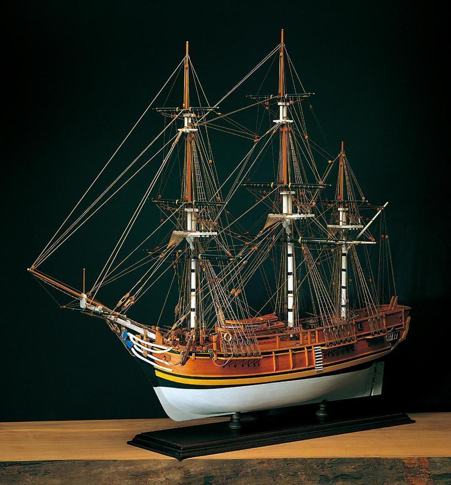 Amati H.M.S Bounty 1787 1 60 (A1432) modelllllerlerl båt Kit