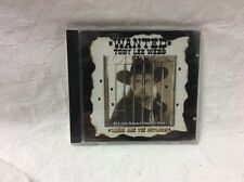 Wanted Toby Lee Webb Where Are The Outlaws Cd
