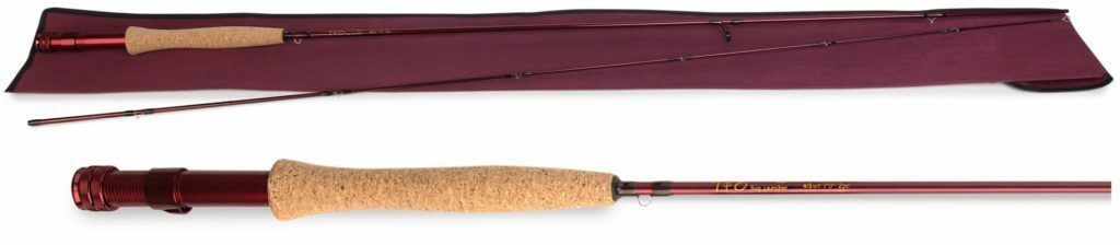 Temple  Fork Bug Launcher Fly Rod 5-6 wt. 8'0  2 pc.  fantastic quality