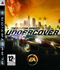 Need FOR SPEED: sotto copertura-Playstation 3 (PS3) - Regno Unito/PAL