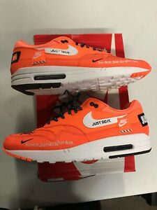 Nike Air Max 1 Se just Do It Nike ao1021 800 orange