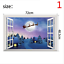 thumbnail 1 - 3D Merry Christmas Wall Decals Removable Window Stickers Decor DIY Art Xmas  *