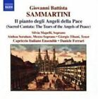Sammartini: Il pianto degli Angeli della Pace (CD, Nov-2004, Naxos (Distributor))