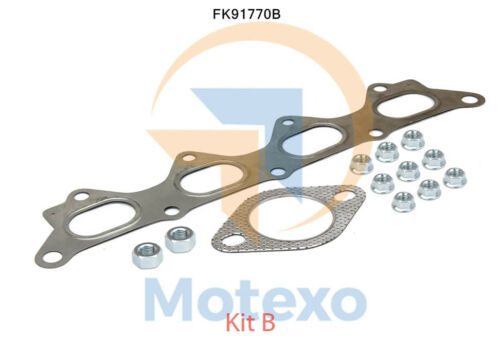 FK91770B CATALYTIC CONVERTER FITTING KIT MITSUBISHI SPACE STAR 1.6 5//01-12//04